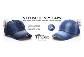 Chris Moloney - Denim Hats